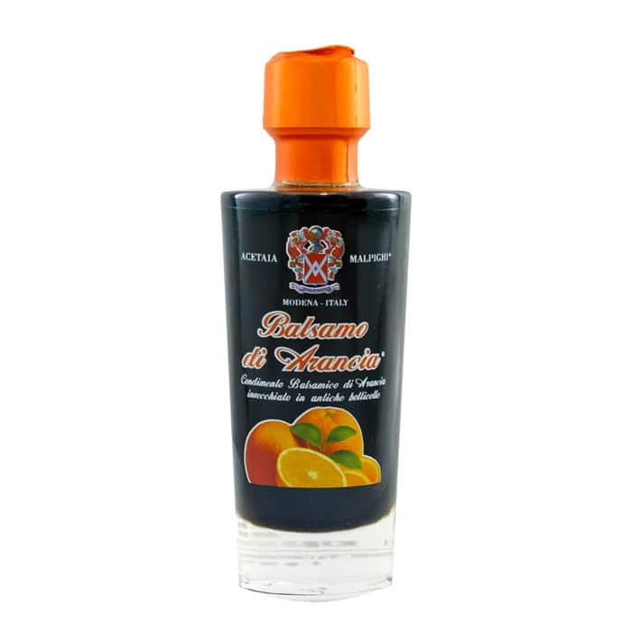 オレンジのバルサミコ