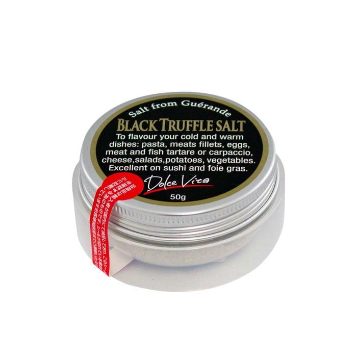 黒トリュフ塩