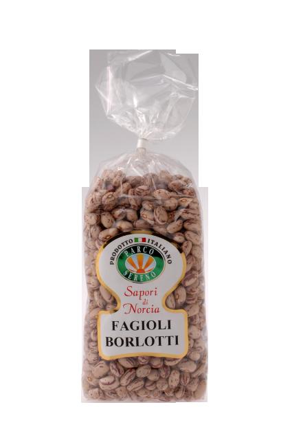 ファジョーリ・ボルロッティ(ウズラ豆)