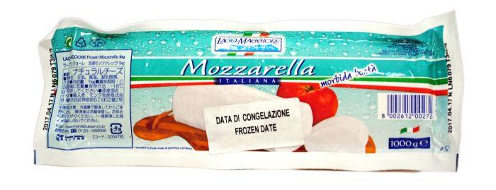冷凍モッツァレラチーズ 1kg