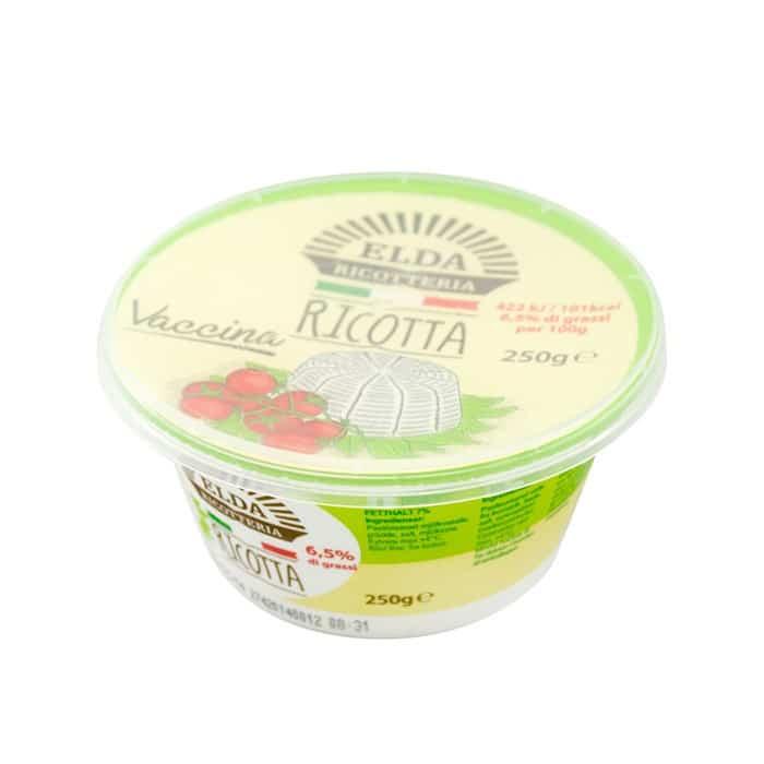 フレッシュ・リコッタチーズ (牛乳製)