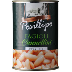 カンネッリーニ(白いんげん豆)水煮