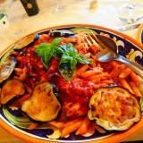 イタリアで出会った味。