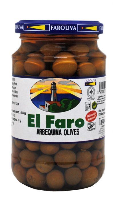 スペイン産オリーブ(アルベキーナ種小粒)