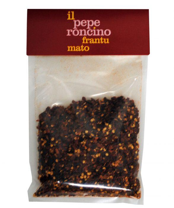 粗挽き乾燥ペペロンチーノ