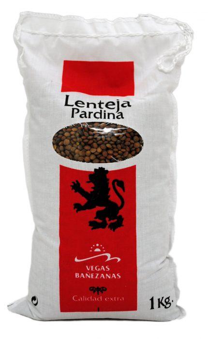 レンテハ パルディナ (レンズ豆)