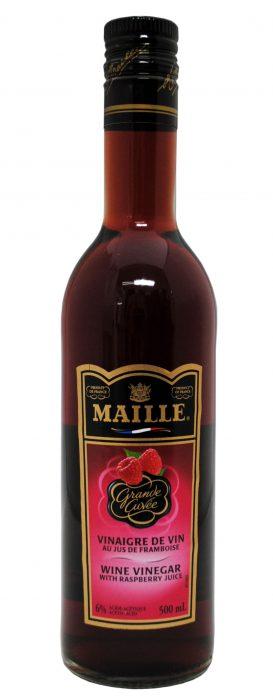ラズベリー果汁入りワインビネガー