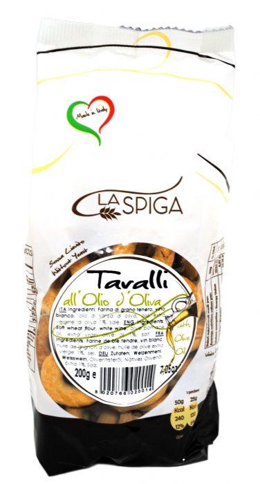 タラッリ(オリーブオイル風味)