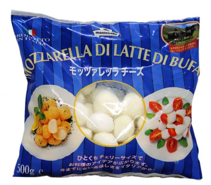 冷凍モッツァレラ・ディ・ブファラ・チェリーサイズ