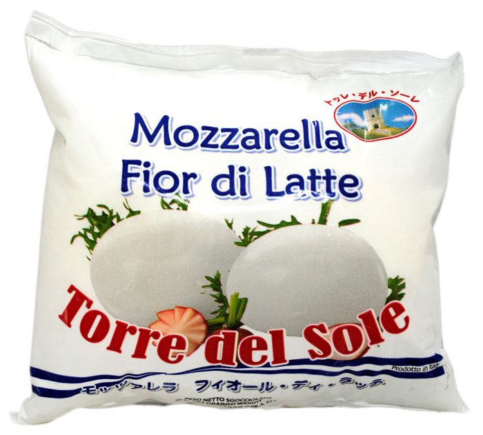 冷凍モッツァレラ フィオール・ディ・ラッテ