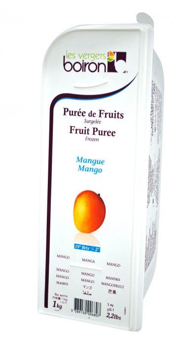 マンゴー 冷凍ピューレ