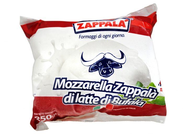 冷凍モッツアレラ・ブッファラ