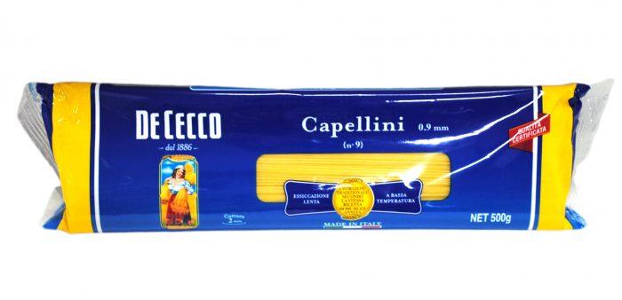カッペリーニ  No.9