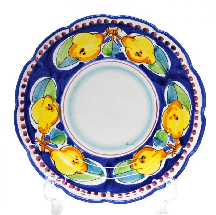 丸皿  レモンクラシコ  (26cmサイズ)