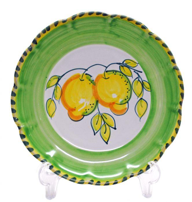 丸皿 レモン(26cmサイズ)