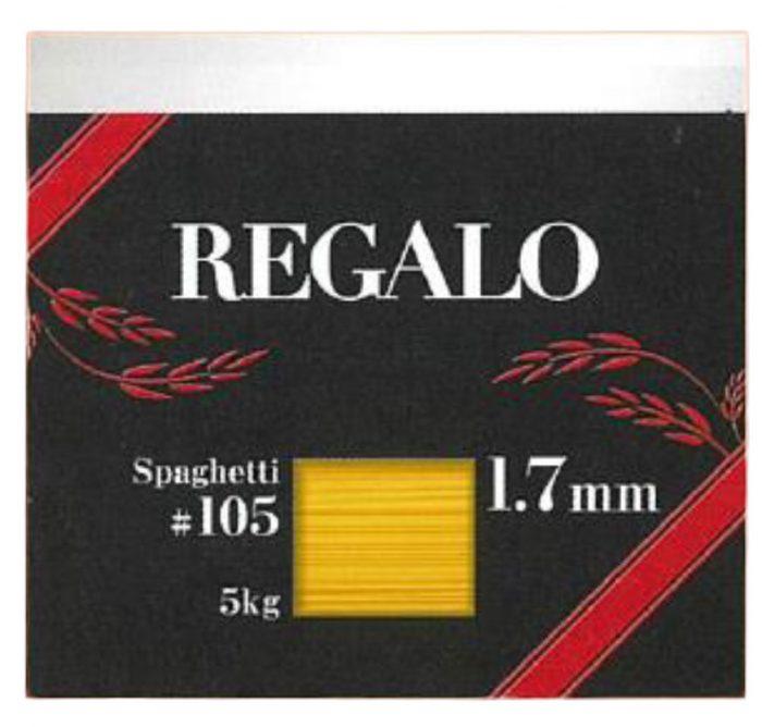 レガーロ スパゲッティ 1.7mm
