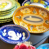 親戚一同でつくるヴィエトリ陶器皿 新商品のご案内