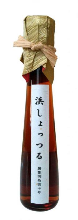 浜しょっつる(秋田県伝統魚醤)